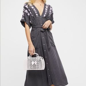 Free People Love to Love You dress NWT L